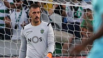 Бывший вратарь сборной Италии расторгнул контракт со «Спортингом»