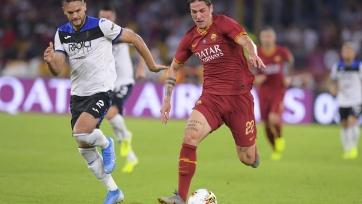 «Рома» дома проиграла «Аталанте»