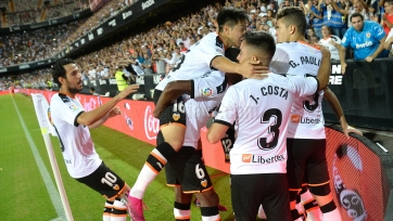 «Валенсия» не удержала дома перевес в два гола над «Хетафе»