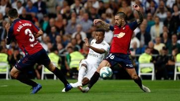 Винисиус и дебютант Родриго принесли «Реалу» победу над «Осасуной»