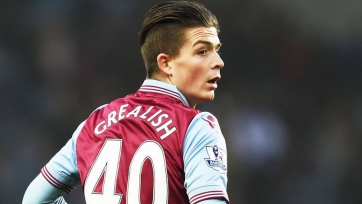 Бывший игрок «Манчестер Сити» посоветовал Грилишу покинуть «Астон Виллу»
