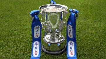 В 1/8-й Кубка английской лиги будут два грандиозных матча