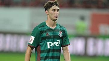 Алексей Миранчук близок к возвращению в строй «Локомотива»