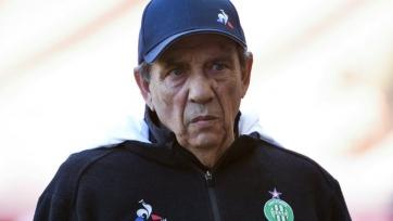 Руководство «Сент-Этьена» просит бывшего тренера вернуться в клуб