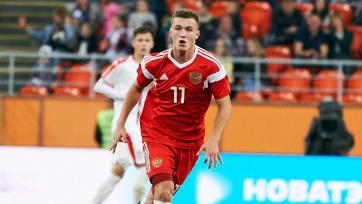УЕФА строго наказал Игнатьева за удаление в матче отбора к молодежному Евро-2021