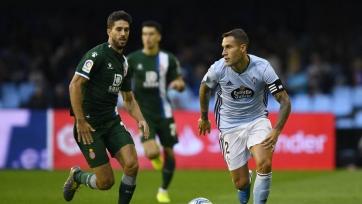 «Сельта» ушла от поражения в матче с «Эспаньолом» на компенсированных минутах