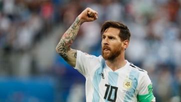 Месси не избежал дисквалификации в Южной Америке