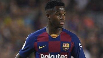 Федерация футбола Испании намерена призвать Фати в молодежную сборную