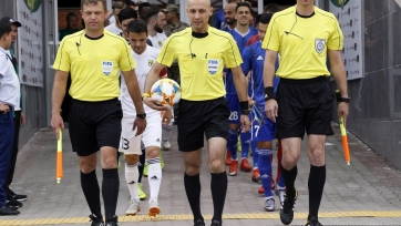 Судейская бригада из Казахстана назначена на матч Юношеской лиги УЕФА