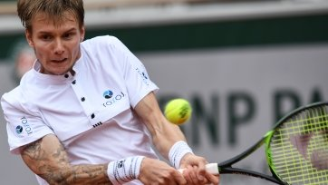 Бублик вышел в полуфинал турнира ATP в Китае