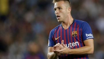 «Барселона» недовольна поведением Артура