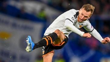 Гол Черышева принес победу «Валенсии» над «Атлетиком»