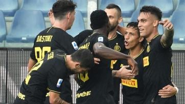 «Интер» добыл шестую победу подряд