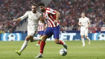 «Атлетико» и «Реал» в мадридском дерби мячей не забили