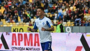 Киевское «Динамо» дома переиграло «Днепр-1»