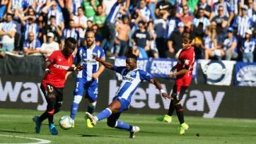 «Алавес» выиграл на своем поле у «Мальорки»