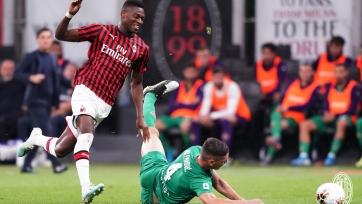 «Милан» повторил клубные антирекорды из 1930-х годов