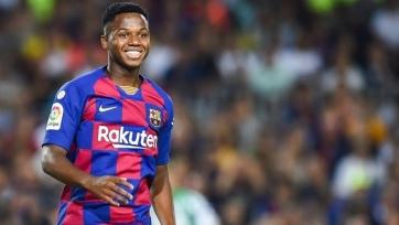 16-летний Фати может быть вызван в сборную Испании