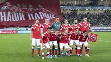 Черчесов вызвал 25 игроков в сборную России на матчи с Шотландией и Кипром