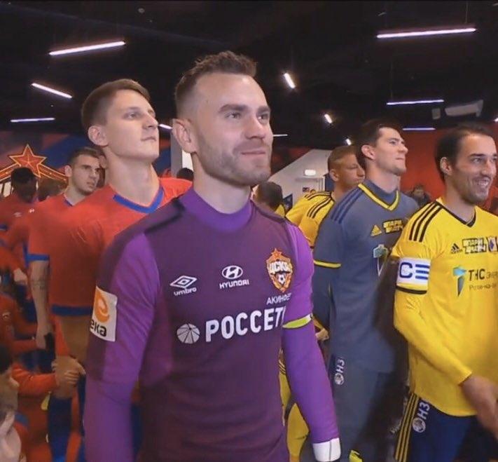 """CSKA"" - ""Rostov"" - 0: 1. Live"