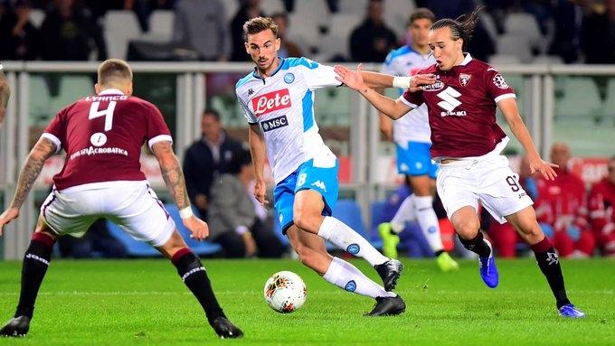 «Торино» – «Наполи» – 0:0. 06.10.2019. Чемпионат Италии. Обзор и видео матча