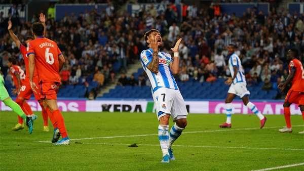 «Реал Сосьедад» – «Хетафе» – 1:2. 06.10.2019. Чемпионат Испании. Обзор и видео матча