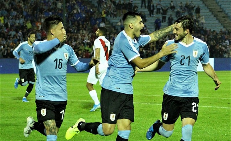 Уругвай обыграл сборную Перу