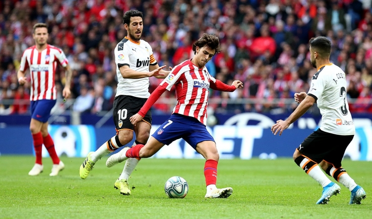 «Атлетико» – «Валенсия» – 1:1. 19.10.2019. Чемпионат Испании. Обзор и видео матча