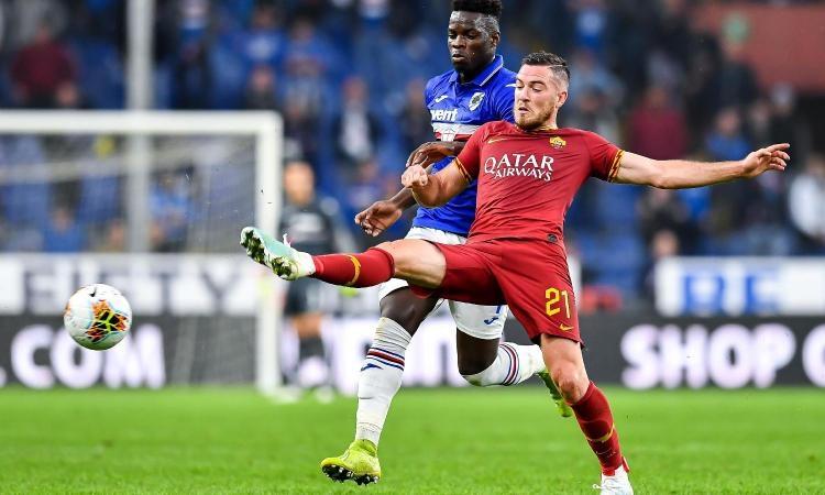 «Сампдория» – «Рома» – 0:0. 20.10.2019. Чемпионат Италии. Обзор и видео матча