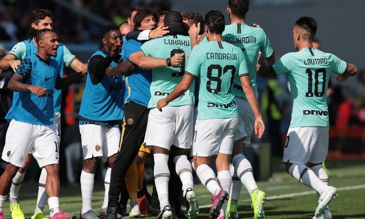 «Сассуоло» – «Интер» – 3:4. 20.10.2019. Чемпионат Италии. Обзор и видео матча