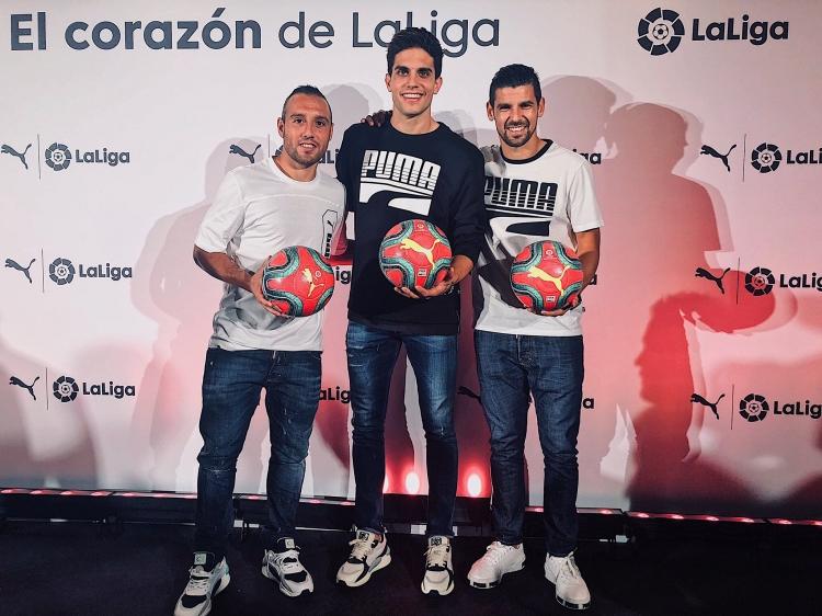 В Испании переходят на игру зимним мячом