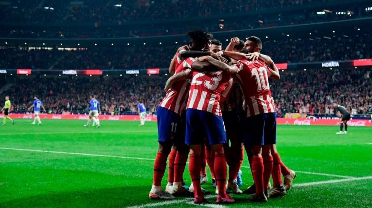 «Атлетико» – «Атлетик» – 2:0. 26.10.2019. Чемпионат Испании. Обзор и видео матча