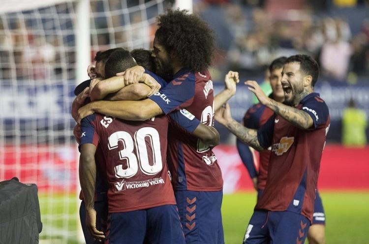«Осасуна» – «Валенсия» – 3:1. 27.10.2019. Чемпионат Испании. Обзор и видео матча