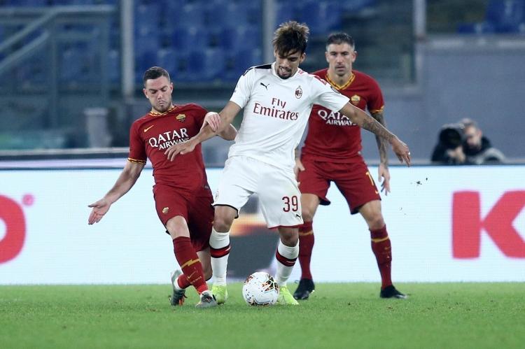 «Рома» – «Милан» – 2:1. 27.10.2019. Чемпионат Италии. Обзор и видео матча