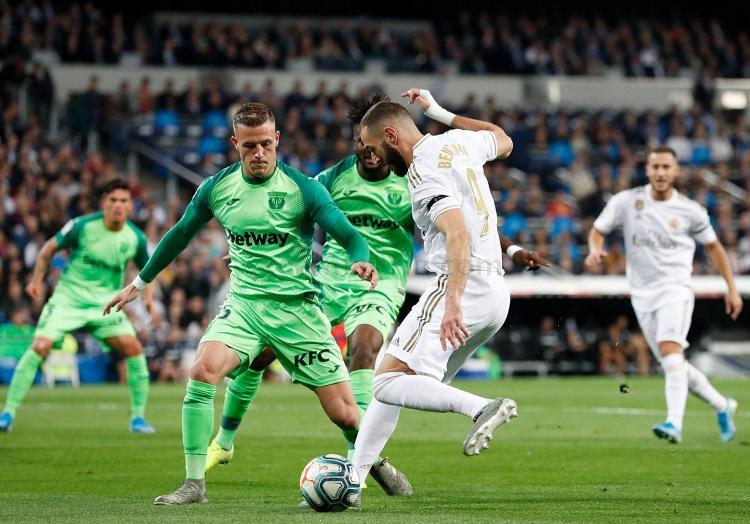 «Реал» – «Леганес» – 5:0. 30.10.2019. Чемпионат Испании. Обзор и видео матча
