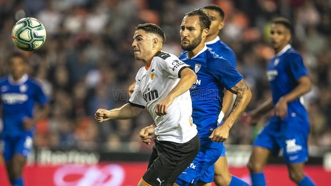 «Валенсия» – «Севилья» – 1:1. 30.10.2019. Чемпионат Испании. Обзор и видео матча