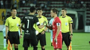 Казахстанские арбитры получили назначения на два матча Юношеской лиги УЕФА