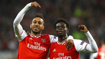 Киоун: «Арсенал» нашел свое спасение в Букайо»