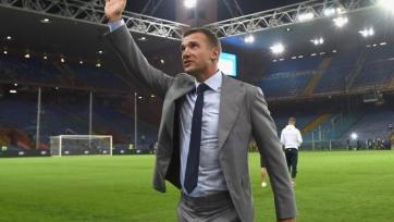 Шевченко: «Я сейчас не думаю о «Милане»