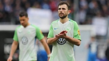 Мехмеди повредился на тренировке перед матчем Лиги Европы