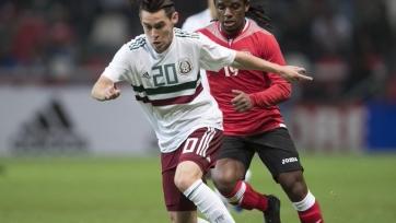 Мексика обыграла Тринидад и Тобаго в товарищеском матче