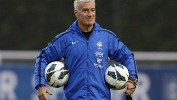 Дешам огласил состав сборной Франции на матчи с Исландией и Турцией