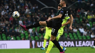 «Краснодар» дома уступил «Хетафе» в поединке 2-го тура Лиги Европы