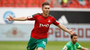 «Локомотив» потерял Жемалетдинова на три недели