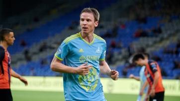 Томасов стал лучшим игроком КПЛ в сентябре, Шпилевский – лучшим тренером