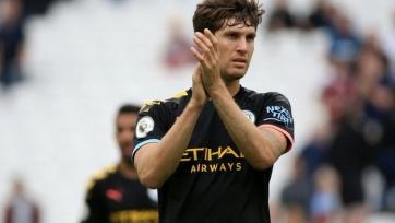 Стало известно, когда «Манчестер Сити» ждет возвращения Стоунза
