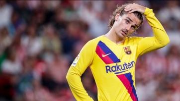 Гризманн может покинуть «Барселону». У него напряженные отношения с Месси