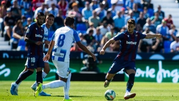 Очередное поражение «Леганеса» в Ла Лиге. Уже шестое из восьми матчей