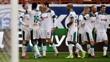 «Локомотив» победил «Арсенал» и вышел в лидеры