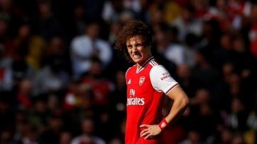 Давид Луис забил дебютный гол за «Арсенал». Видео